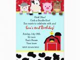 Animal Birthday Invites Farm Animal Birthday Invitations Best Party Ideas