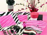 Animal Print Birthday Decorations Supplies Zebra Print Party Supplies