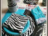 Animal Print Birthday Decorations Zebra Print Party Supplies Party Favors Ideas
