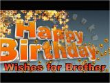Animated Birthday Cards For Whatsapp Wishes Brother Happy Greetings