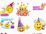 Animated Birthday Cards with Your Face Birthday Emoticons Apprecs