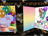 Animated Happy Birthday Cards with Music How to Be A Great Gospel Singer Internet Streaming Music