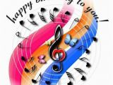 Animated Happy Birthday Cards with Music song Note Happy Birthday Pictures Photos and Images for