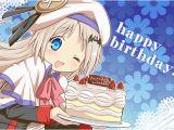 Anime Happy Birthday Quotes Anime Birthday Clipart