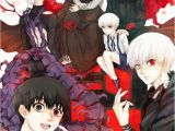 Anime Happy Birthday Quotes tokyo Ghoul All Kanekis In One Picture tokyo Ghoul