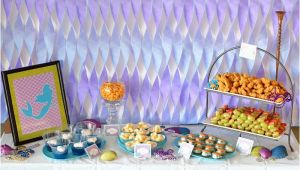 Ariel Birthday Party Decoration Ideas the Little Mermaid Ariel Birthday Party Ideas Food