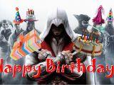 Assassin S Creed Birthday Invitations assassins Creed Birthday by Insolenceincarnate On Deviantart