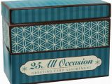 Assorted Birthday Cards In A Box Paper Magic Box Of 25 assorted All Occasion Embellished