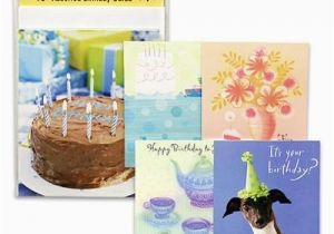 Assorted Birthday Cards In Bulk Pack Of 60 Hallmark Happy Greeting