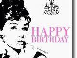 Audrey Hepburn Birthday Card Audrey Hepburn Birthday Quotes Quotesgram