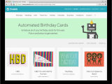 Automated Birthday Cards Impress Clients with Automated Birthday Cards Resource