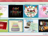 Automated Birthday Cards Send Automatic Birthday and Season 39 S Greetings Screenshots