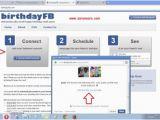 Automatically Send Birthday Cards Automatically Send Happy Birthday Wishes On Facebook