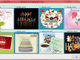 Automatically Send Birthday Cards Send Automatic Birthday and Season 39 S Greetings Screenshots