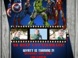 Avenger Birthday Invitations Birthday Invitation Templates Avengers Birthday