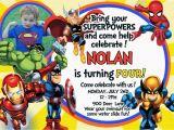 Avenger Birthday Invitations Tips for Choosing Avengers Birthday Invitations Free