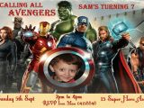 Avengers Birthday Invitations Custom Items Similar to Avengers Birthday Invitation Personalized