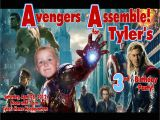 Avengers Photo Birthday Invitations Welcome to Grand Creations by Meme Personalized Invitations