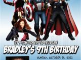 Avengers themed Birthday Invitation 51 Best Avengers Invitations Images On Pinterest