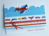 Aviation Birthday Cards Airplane Birthday Card