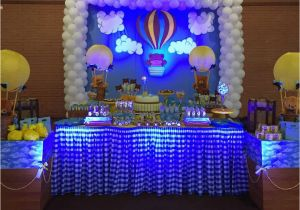 Baby Boy 1st Birthday Decoration Ideas 37 Cool First Party For Boys Table