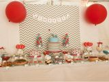 Baby Boy 1st Birthday Decoration Ideas Cute Boy 1st Birthday Party themes