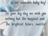Baby Boy Birthday Card Messages Happy Birthday Little Boy top 25 Birthday Wishes for