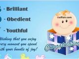 Baby Boy Birthday Card Messages Sweet Birthday Wishes for Cute Baby Boy E Card Golfian Com