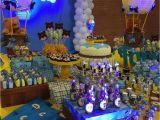 Baby Boy First Birthday Decoration Ideas 1st Birthday Birthday Party Ideas Photo 15 Of 16 Catch