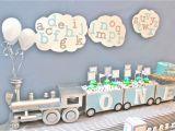 Baby Boy First Birthday Decoration Ideas Cute Boy 1st Birthday Party themes