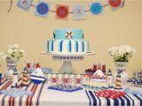 Baby Boy First Birthday Decoration Ideas Plain Birthday Party Decoration for Baby Boy 9 Accordingly
