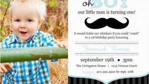 Baby Boy First Birthday Invitation Quotes 1st Birthday Invitation Wording Ideas From Purpletrail