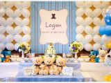 Baby Boy First Birthday Party Decorations 1st Birthday Party themes Decorations at Home for Boys