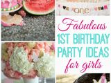Baby First Birthday Gift Ideas for Her Baby Girl Turns One Design Dazzle