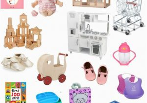 Baby First Birthday Gift Ideas For Her A 1 Year Old Girl