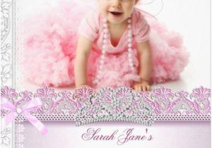 Baby Girl 1st Birthday Invitation Templates Editable Cards Beepmunk