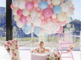 Baby Girl First Birthday Decoration Ideas Fab Baby Girl 39 S First Birthday Up Up and Away P A R T