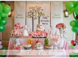 Baby Girl First Birthday Decoration Ideas Korean 1st Birthday Blog Dohl Pinterest Birthdays