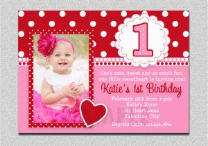 Baby Girl First Birthday Invitation Wording 1st Invitations Free Template 39 S