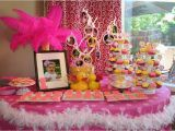 Baby Girl First Birthday Party Decoration Ideas First Birthday themes for Girls