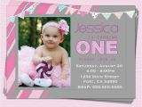 Baby Girls First Birthday Invitations First Birthday Invitation Messages for Baby Girl Best