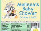 Baby Looney Tunes Birthday Invitations Birth Announcements Party Xyz