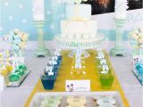 Baby Mickey Mouse 1st Birthday Decorations Baby Mickey First Birthday Party Ideas Supplies Ideas
