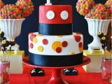 Baby Mickey Mouse 1st Birthday Decorations Mickey Mouse Party theme Baby Shower Ideas themes Games