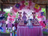 Baby Minnie 1st Birthday Decorations Baby Minnie Mouse 1st Birthday Birthday Quot sophia 39 S 1st