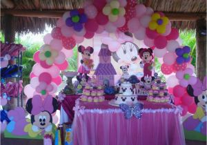 Baby Minnie 1st Birthday Decorations Mouse Quot Sophia 39 S