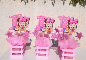 Baby Minnie Mouse 1st Birthday Decorations Ideas Www Imgkid Com The