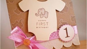 Baby S First Birthday Card Ideas 17 Best Images About 1st Birthday Card Ideas On Pinterest
