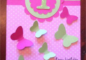 Baby S First Birthday Card Ideas Little Girl Birthday Card Ideas First Birthday Invitations