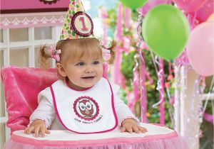 Babys First Birthday Decorations 22 Fun Ideas for Your Baby Girl 39 S First Birthday Photo Shoot